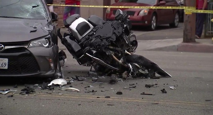 Motorcycle Accidents - Mazzeo Law, LLC